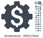 development cost pictograph... | Shutterstock .eps vector #550117663