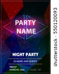 night disco party easy all
