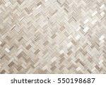 woven wood | Shutterstock . vector #550198687
