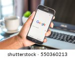 chiang mai thailand   january 7 ...   Shutterstock . vector #550360213