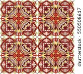 seamless abstract pattern for... | Shutterstock .eps vector #550508617