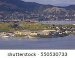 san quentin  california  usa  ... | Shutterstock . vector #550530733