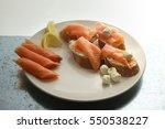 Mini Sandwiches With Salmon ...