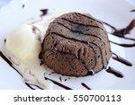 Lava Cake. Lava Cake With...