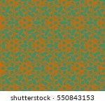 modern geometric seamless... | Shutterstock . vector #550843153