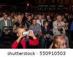 odessa  ukraine   september 21  ... | Shutterstock . vector #550910503
