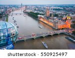 london  england  uk   august 1  ... | Shutterstock . vector #550925497