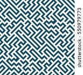 vector graphic abstract... | Shutterstock .eps vector #550979773