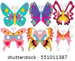 character of the butterfly ...