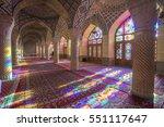 shiraz  iran   december 27 ...   Shutterstock . vector #551117647