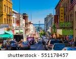 san francisco   september 20 ...   Shutterstock . vector #551178457