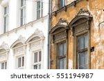 facade | Shutterstock . vector #551194987