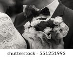 wedding ceremony | Shutterstock . vector #551251993