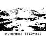 grunge black and white distress ... | Shutterstock .eps vector #551294683