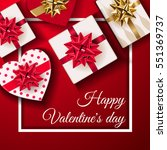 With Love Greeting Card. Happy...