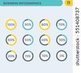 infographics element   ...   Shutterstock .eps vector #551408737