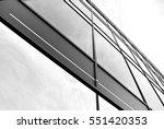 modern building. modern office... | Shutterstock . vector #551420353
