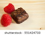 Chocolate Praline Candies With...