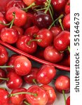 cherries | Shutterstock . vector #55164673