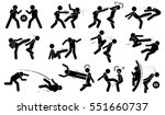street fighting attacking... | Shutterstock . vector #551660737