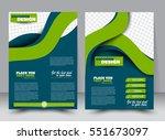 abstract flyer design...   Shutterstock .eps vector #551673097