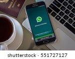 chiang mai thailand   january 9 ... | Shutterstock . vector #551727127