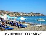bali  crete   september 16 ... | Shutterstock . vector #551732527