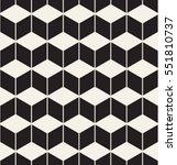 vector seamless pattern. modern ... | Shutterstock .eps vector #551810737