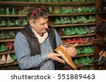 The Shoemaker's Work