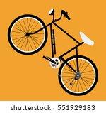 bicycle | Shutterstock .eps vector #551929183