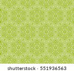 flower pattern. seamless.... | Shutterstock .eps vector #551936563