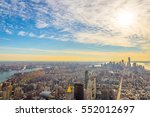 new york   20 december  2016 ... | Shutterstock . vector #552012697