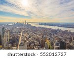 new york   20 december  2016 ... | Shutterstock . vector #552012727