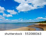 Summer View Of Lake Superior...