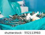 Surgical Instruments On The...
