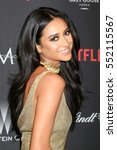 Small photo of LOS ANGELES - JAN 8: Shay Mitchell at the Weinstein And Netflix Golden Globes After Party at Beverly Hilton Hotel Adjacent on January 8, 2017 in Beverly Hills, CA