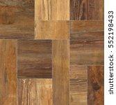 real natural wood texture and...