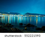 Sarande At Night