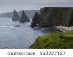 duncansby head  scotland | Shutterstock . vector #552227137