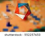 illustration infographic...   Shutterstock .eps vector #552257653