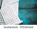 White Marble Stone  Mosaic...