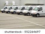 cars fleet | Shutterstock . vector #552264697