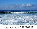 Atlantic Ocean Off The Coast O...