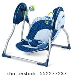 Baby  Rocker  White  Infant ...