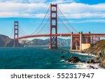 Golden Gate Bridge Landmark Of...