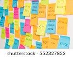 brainstorming brainstorm...   Shutterstock . vector #552327823
