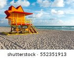 south beach sun shaped... | Shutterstock . vector #552351913