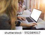 male and female international...   Shutterstock . vector #552389017
