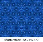 royal floral seamless pattern....