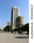 Small photo of Mumbai, India - January 2, 2017: Mumbai is the most populous and high rise building city in India and ninth most populous agglomeration in the world with an estimated city population of 18.4 million.